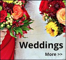 wedding florist in Austin